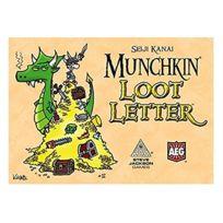 Steve Jackson Games - Jeu de cartes - Munchkin Loot Lettre - Aeg5111