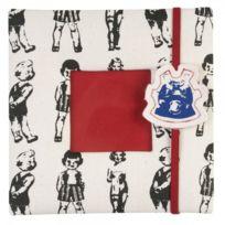 La Chaise Longue - Cadre Photo Paper Dolls Rouge