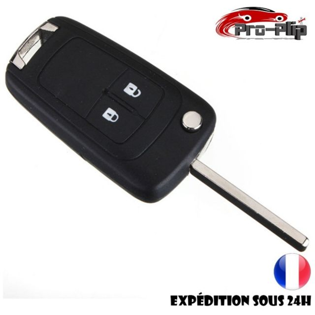 Pro-plip - Cle Plip Opel Astra Insigna 2 boutons Coque ...