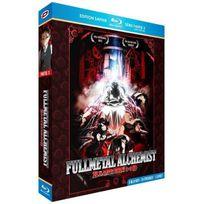 Dybex - Fullmetal Alchemist Brotherhood Partie 3, 4 Oav Edition saphir Blu-Ray