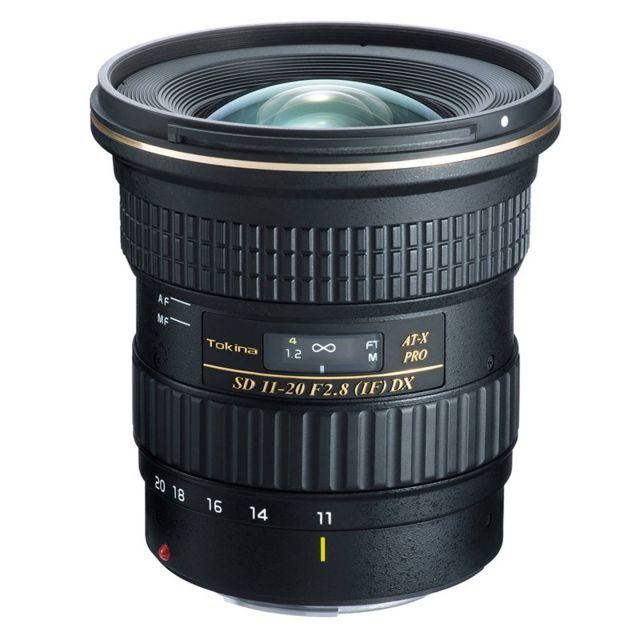 Tokina Objectif At-x 11-20mm Pro Dx F2.8 Nikon