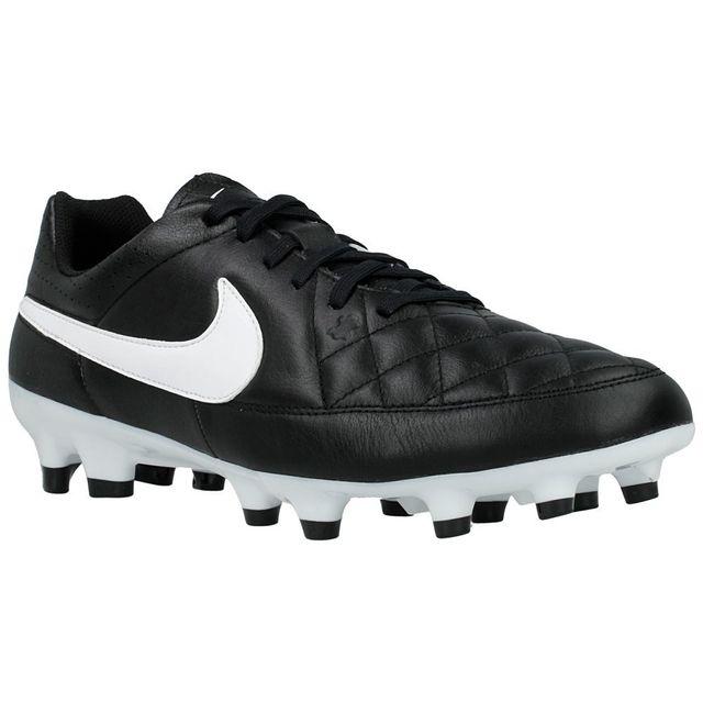 Nike Tiempo Genio Leather Fg pas cher Achat Vente