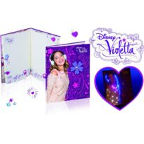 VIOLETTA - Papeterie - Journal Intime Lumineux - 5038