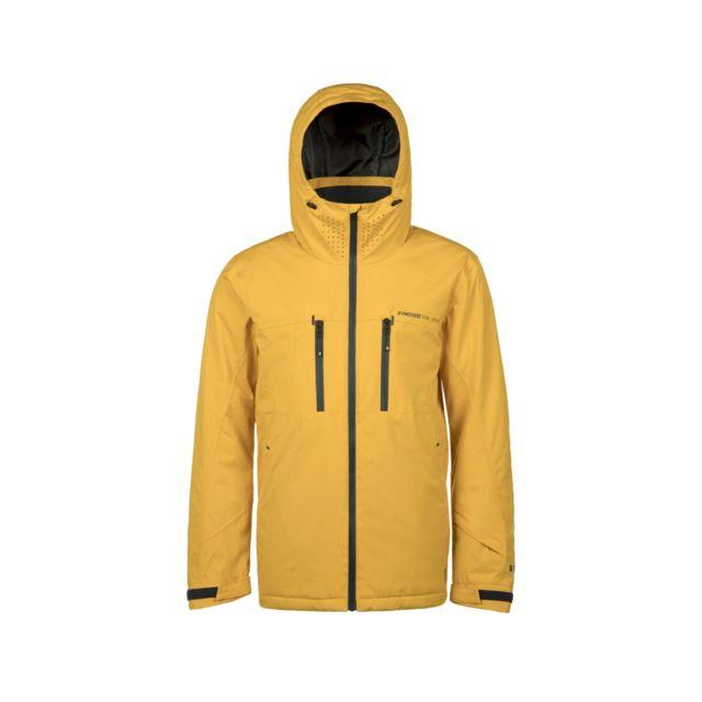 Mustard 18 Snowjacket Ski Protest Achat De Cher Veste Clavin Pas AwqxHfY