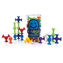 Fat Brain Toy - Squigz, Jeu De Construction 24 PiÈCES