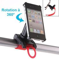 Yonis - Support 360° vélo iPhone 4 4S holder moto Vtt