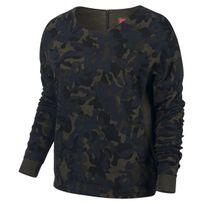 Nike - Sweat Tech Fleece Camo Crew - Ref. 683796-325