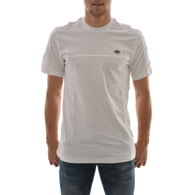Blanc Adidas Pas Achat Classic Tee Originals Cher Shirt S Trfl qxqwvXMUHA