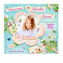Amulette - Dans mon Jardin Secret