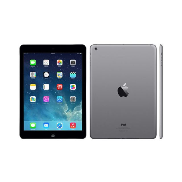 APPLE - iPad Air - 16 Go - Gris Sidéral - Reconditionné
