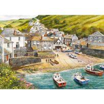 GIBSONS - Puzzle 500 pièces : Port de pêche