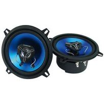 Topcar - 2 hauts parleurs auto 80W MédiaMobil diamètre 130 mm Ref: 902738
