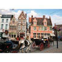 Dtoys - Puzzle 1000 pièces - Paysages : Gent, Belgique
