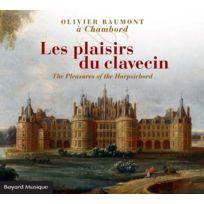 Groupe Bayard - Olivier Baumont - Les plaisirs du clavecin DigiPack