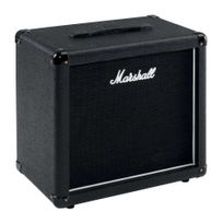 Marshall - Mx112 - Baffle Guitare Pan droit 75 watts 1x12