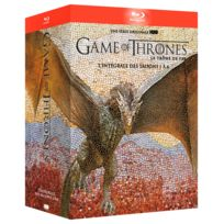 WARNER BROS - Blu-ray - Zone B2 - Tous publics - Game of Thrones l'intégrale saison 1-6
