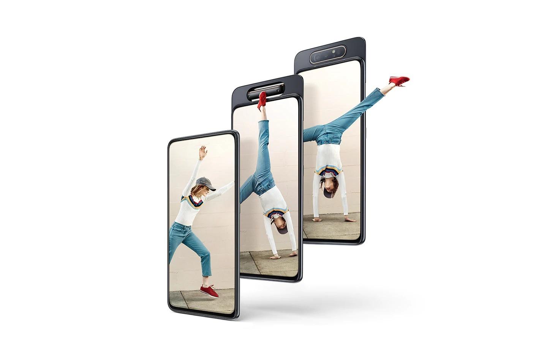 Galaxy A80 - 128 Go - OR SAMSUNG