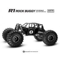 Gmade - R1 Rock Buggy 4WD Crawler ARTR Rouge 1/10e NOIR