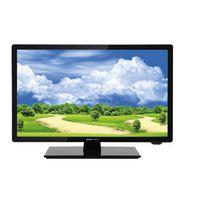 Inovtech - Téléviseur Led Hd ultra compact 21,5'' 55 cm, + Dvd