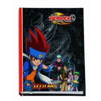 BeyBlade - 07051138 - Fourniture Scolaire - Agenda Scolaire - 12 Mois - Let It Rip