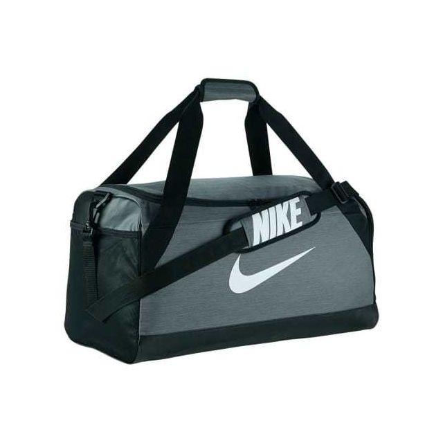 2a6732ab7b Nike - Sac de sport Brasilia Medium Duffel gris - pas cher Achat / Vente  Sacs à dos - RueDuCommerce