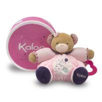 Kaloo - Petite Rose : Ours Patapouf ballon : Taille medium
