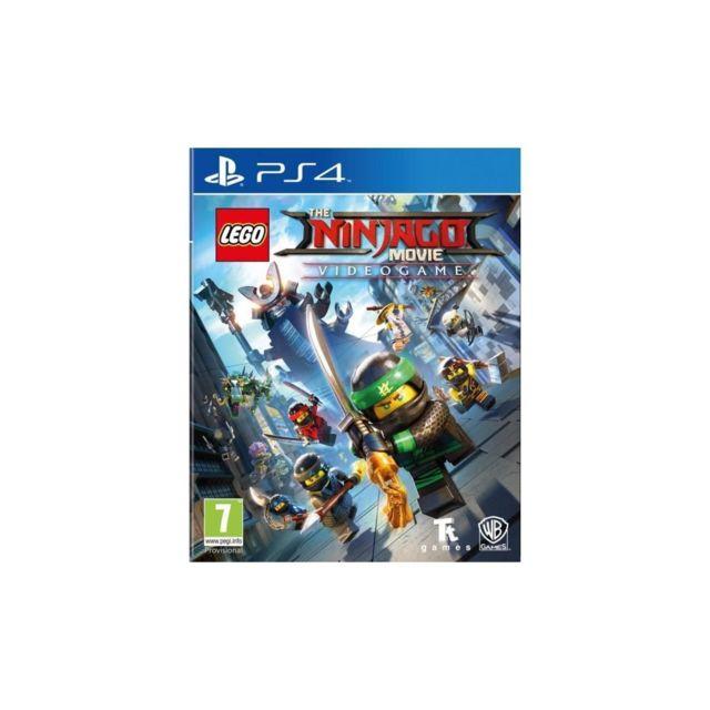 Lego ninjago le film le jeu video sur ps4 achat jeux ps4 - Jeu ninjago gratuit ...