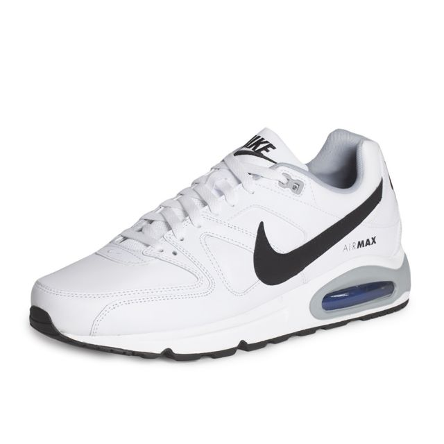 Nike Baskets Air Max Command leather 749760100 pas