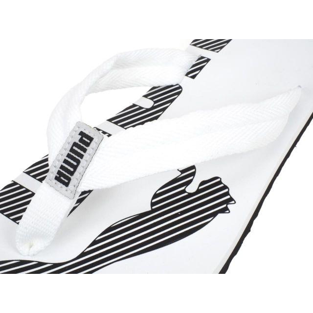 Puma - Tongs claquettes Epic flip v2 blanc Blanc 79442