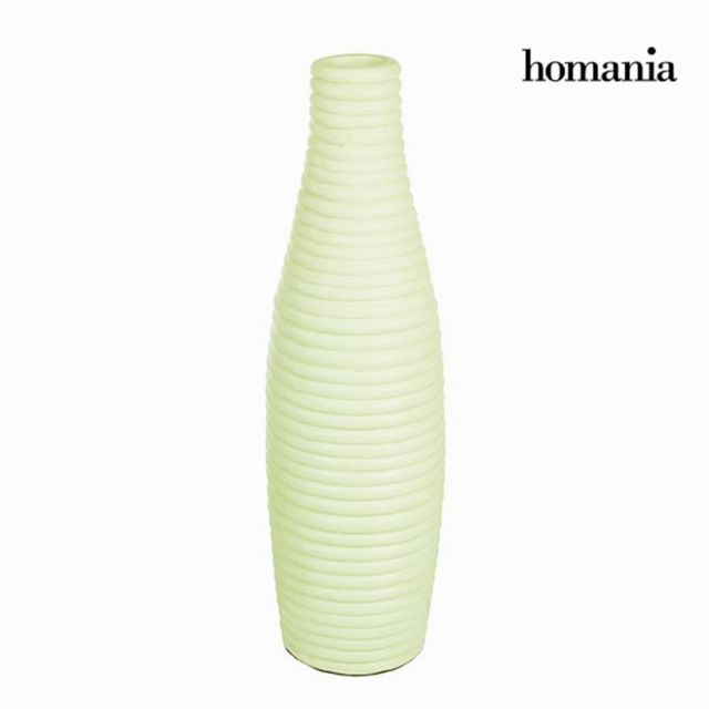 Homania Vase Vert - Collection Ellegance by