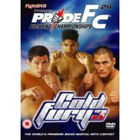 Fight Dvd - Pride 24 - Cold Fury 3 IMPORT Dvd - Edition simple