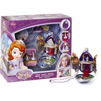 Princesse Sofia - Coffret Amulette Sonore Et Lumineuse + 3 Mini Figurines - 5824