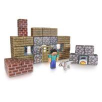 Minecraft - 16711 - Jeu De Construction - Kit Pour Abri En Papercraft