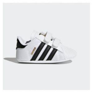 Adidas - Superstar Crib - S79916 - Age - Enfant, Couleur - Blanc, Genre