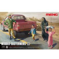 Meng-model - Figurines Civils du Moyen-Orient