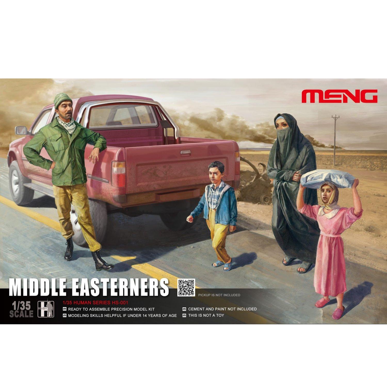 Figurines Civils du Moyen-Orient