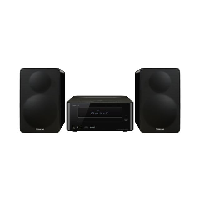 ONKYO Bluetooth - RDS - NFC - 40 stations pré selectionné