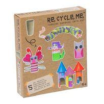 Recycle Me - Kit créatif rouleaux de papier toilette