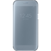 Samsung - Clear View Cover Galaxy A5 2017 - Bleu