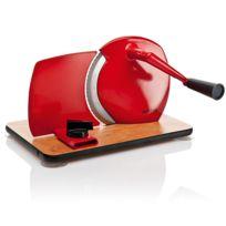JUPITER - trancheuse manuelle universelle 17cm rouge - 303004