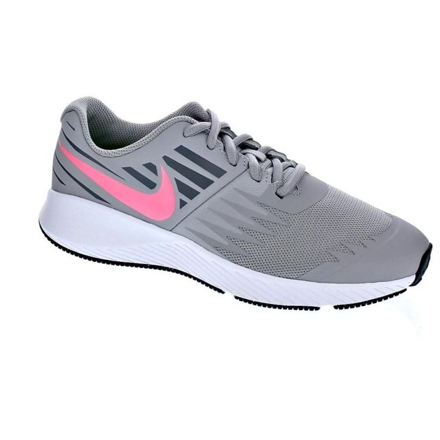 Nike Chaussures Fille Baskets modele Star Runner 37 1 2 pas cher