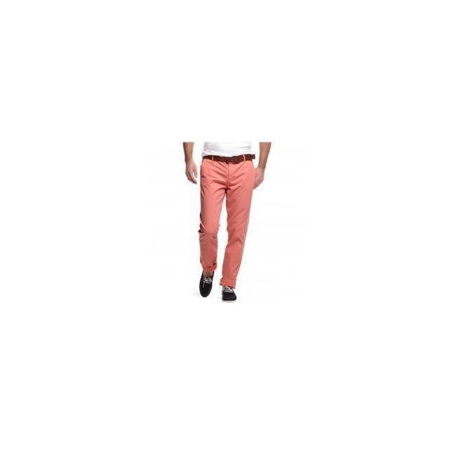 cdb3459d82123 Mcgregor - Chino rose Ryan Dunn pour homme W31 L34 - pas cher Achat   Vente  Pantalon homme - RueDuCommerce