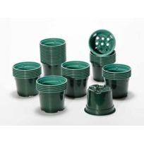 Soparco - Pot de culture Duo 10.5 cm vert sapin x 50