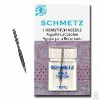 Schmetz - Aiguille pour oulets à jour 130/705 H Wing