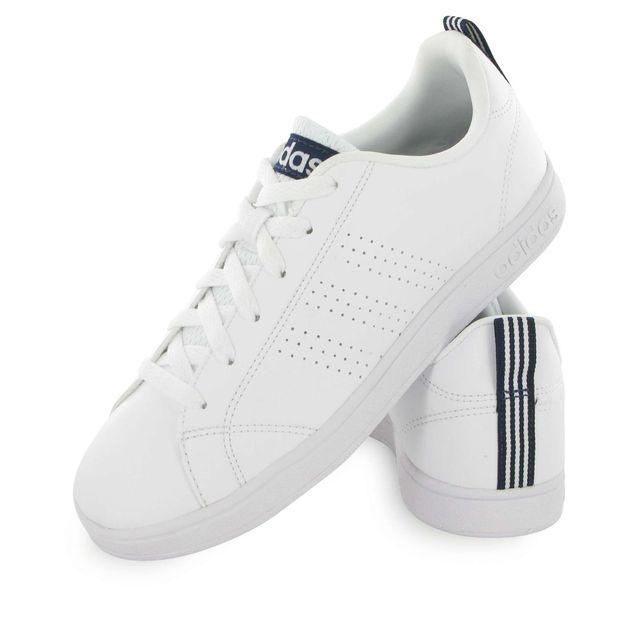 Adidas Neo - Advantage Clean blanc, baskets mode homme