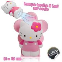 Hello Kitty - Lampe de poche Kitty
