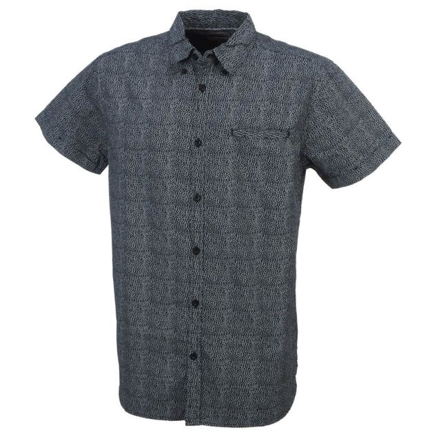 Smith Manches Chemise Dk Bleu Teddy Navy Shirt Courtes Coury Mc HdETqx