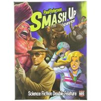 Alderac Entertainment - Smash Up: Science Fiction Double Feature Card Game Expansion