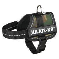 Julius K9 - Julius-k9 Harnais Power Baby 1/XS- 30?40cm camouflage pour chien