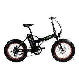 75b1a14a96a13 Tucano - Vélo électrique pliable Monster 20 noir - pas cher Achat   Vente  Vélos électriques - RueDuCommerce